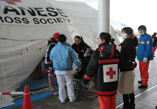 An Update on GE Disaster Relief Efforts in Japan 0