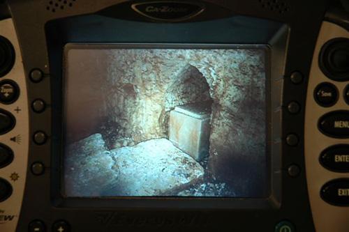 Move Over Indiana Jones – GE Cameras Do Non-Invasive Tomb Exploration 0