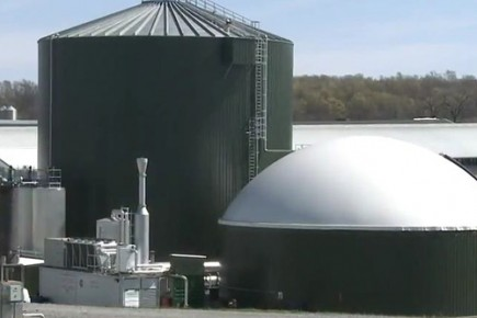 Gas from Iron Gut Powers Homes, Farms 0