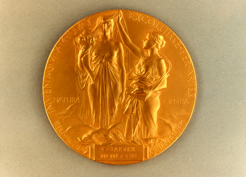 Eyes on the Nobel Prize: GE Has Employed 2 Nobel Winners, Opened Labsto Others 0