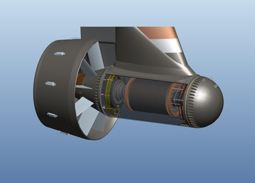 Re-Joyce: GE to Launch Breakthrough Pump Jet for Offshore Vessels 0