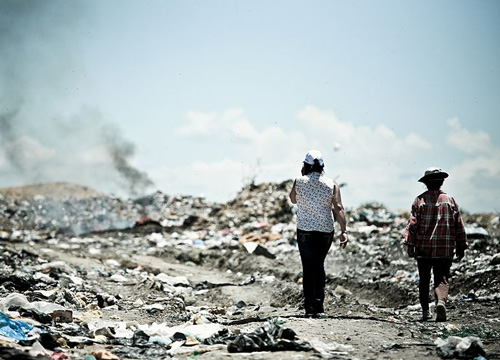 Talking Trash: One Man's Garbage, Another Man's Megawatts 0