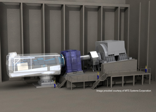 Torque Reform: Huge Rare-Earth Magnet Motor Will Simulate Sea Gales at Wind Turbine Test Bed 0