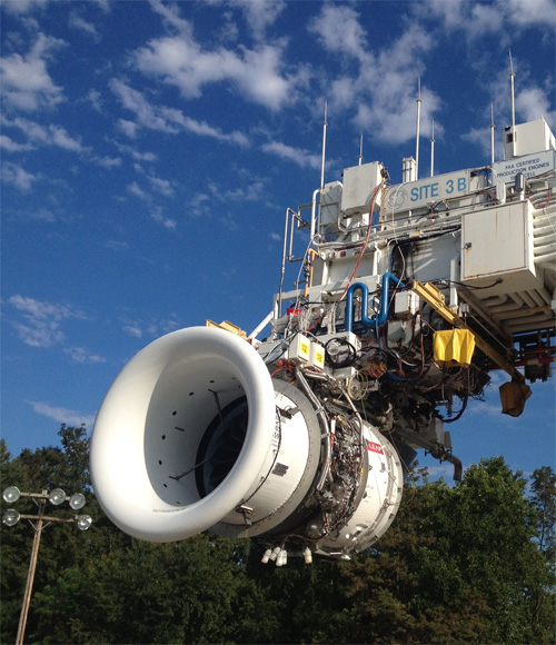 GE Started Testing Next-Gen Jet Engine with 3D Printed Parts 0