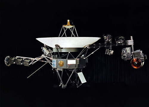 Voyager 1 Becomes First Man-Made Object to Leave Solar System; Probe Still Powered by GE Technology 0