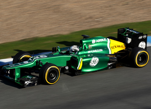 Built For Speed: F1 Team Ushers In NextGen Race Car Using Advanced GE Tech 0