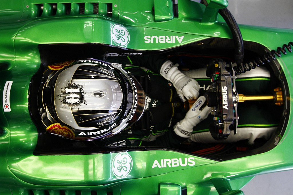 Got Speed? GE Labs Help F1 Team with Radical Car Redesign  0