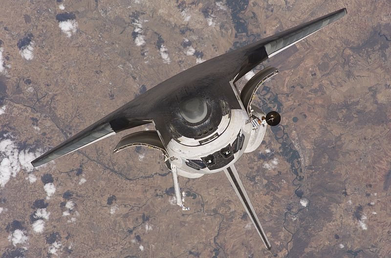 File:STS-121 approaches ISS.jpg