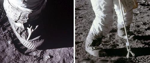 Apollo 11+12 - boots