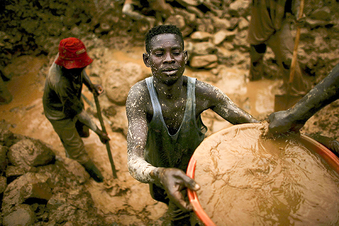 Confronting the 'Blood Money' of Conflict Minerals 0