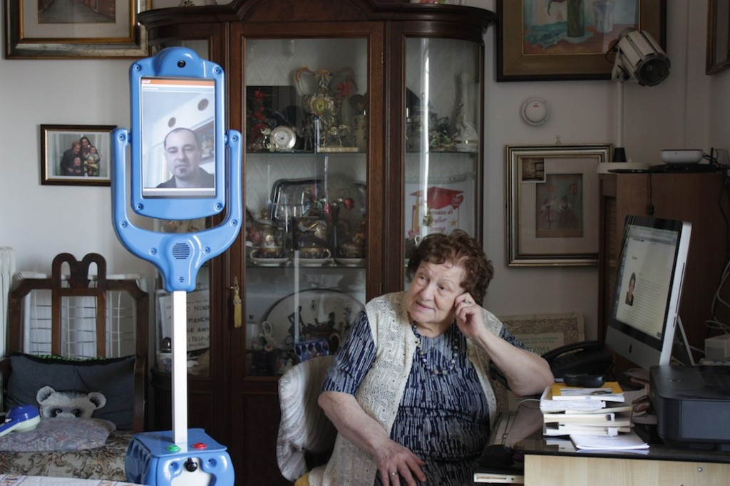A Robotic Companion for the Elderly? 0