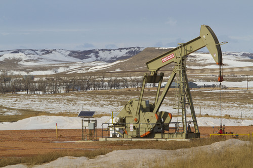 Taming North Dakota's Gas Flares 0