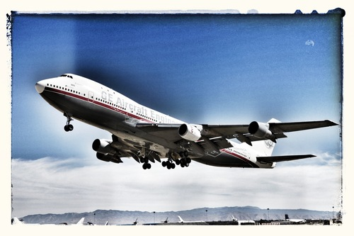 A Short Flight for a Jet, A Giant Leap for a Jet Engine 0