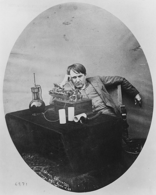 Are You Ready for the Eddies? Thomas Edison, the Grammys and the Historyof Sound Recording 0