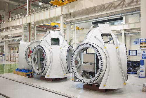 GE's Brilliant Advanced Manufacturing Plant in Pune, India 0