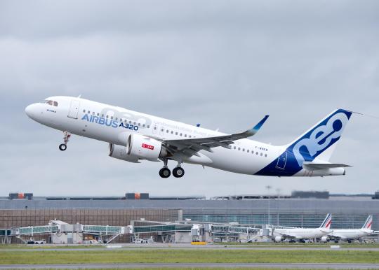 Jet Engines with 3D-Printed Parts Power Next-Gen Airbus Passenger Jet 0