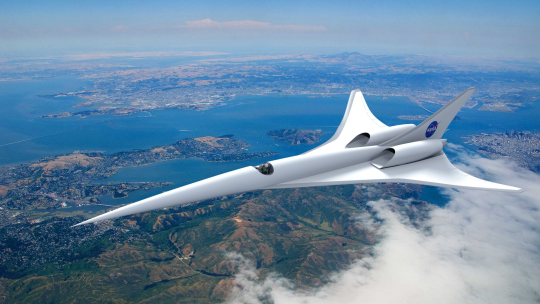 Hold on to Your Seats: NASA Breathes New Life Into Commercial Supersonic Flight 0