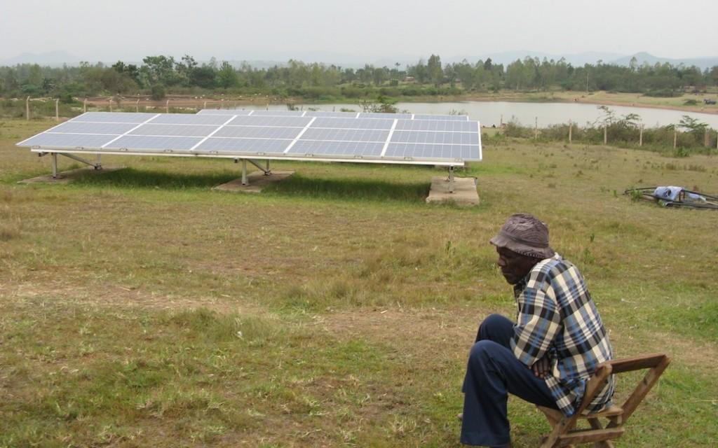 Shari Berenbach: What's Holding Back Africa's Renewable Energy Entrepreneurs? 0