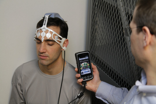 GE and NFL Back a New Device that Could Spot Concussions by Tracking the Brain's Electricity 0