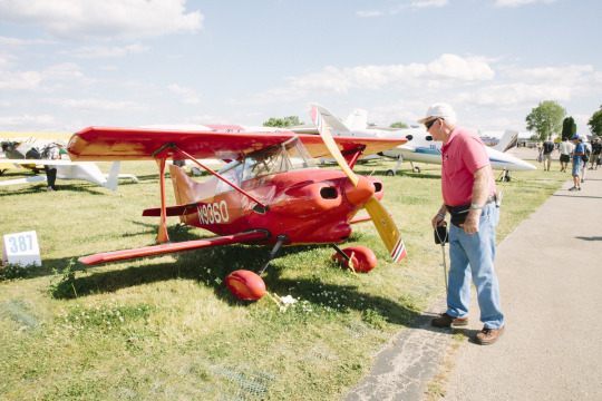 Speedy, Defiant, Hummingbird and Other Crazy Awesome Planes of Oshkosh 0