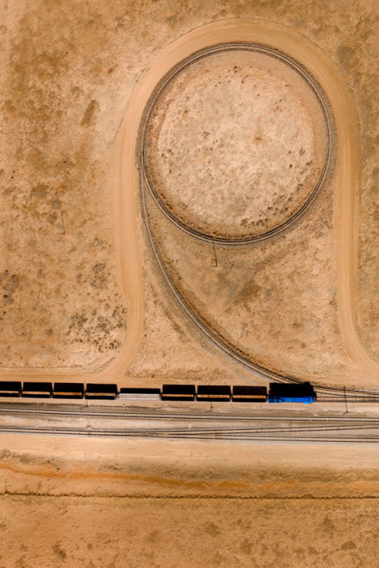 A Sense of Wonder: Photographer Vincent Laforet Tapped His Inner Child When Shooting Locomotives From High Above the Colorado Prairie 0