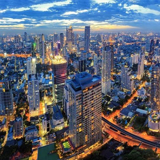 Jet-Powered Bangkok: Efficient Aviation-based Turbines to Start Lighting Thailand Next Year 0