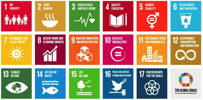 Courtesy of The Global Goals