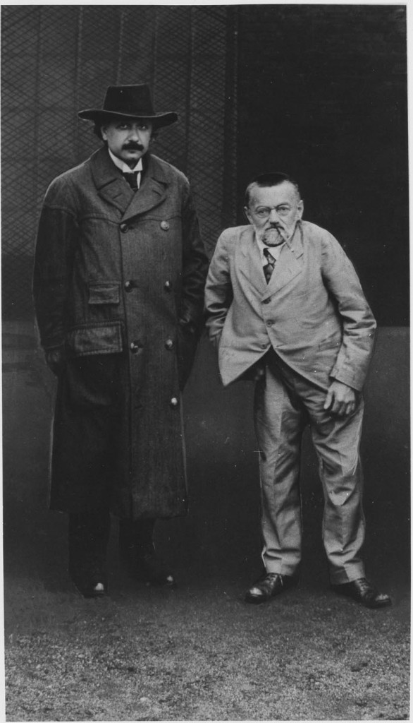 Einstein and Steinmetz