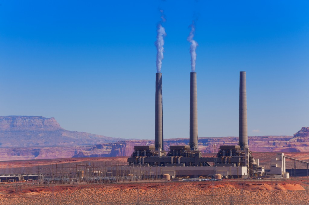 Salt River Project-Navajo Generating Station, Arizona, USA